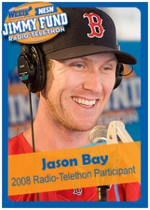 Jason Loves the Jimmy Fund, Don't You?