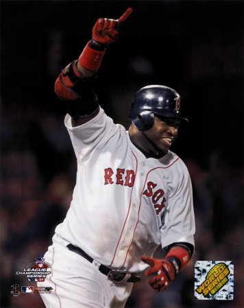 Papi Singles in Damon to Win Game Five of the 2004 ALCS