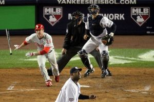 Sabathia Gives Up Homers to Utley