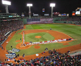 Game 1 2004 World Series: The Third Most Beautiful Thing I Have Ever Seen